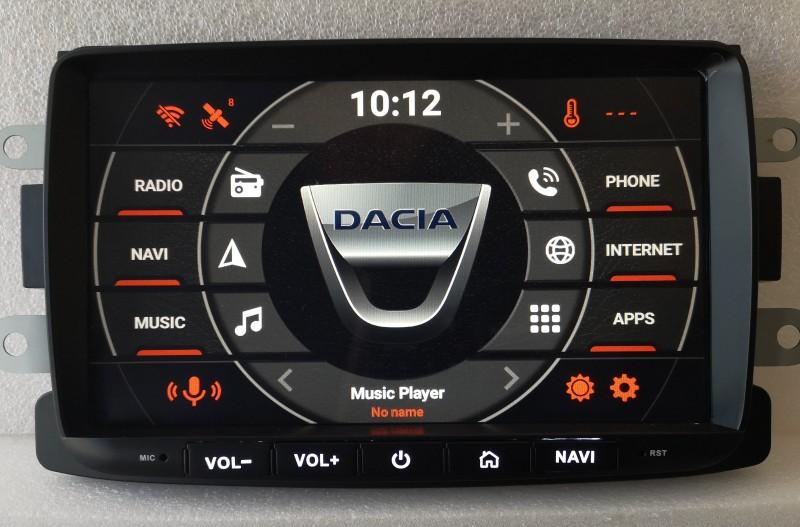 """7"""" Android 9.1 Dacia"""
