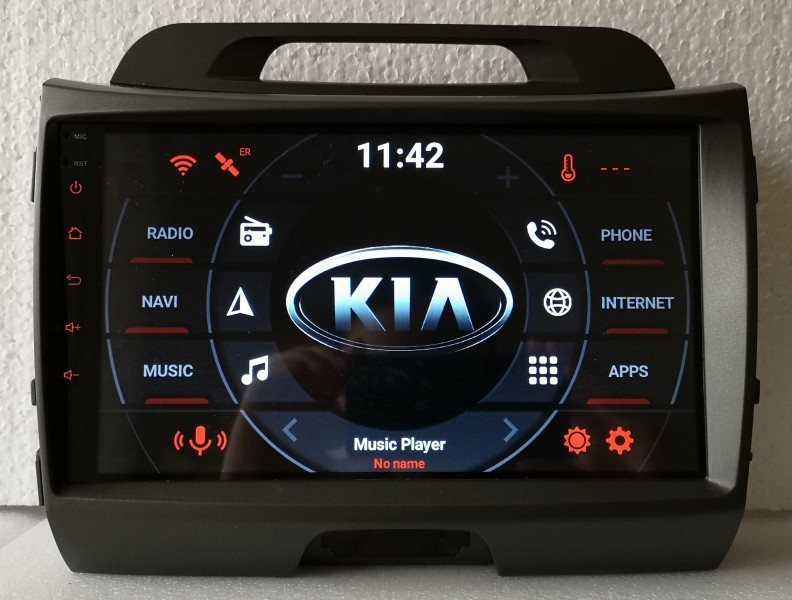 Android 9.0 Sportage