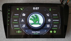 "10"" Android 10 Octavia III."