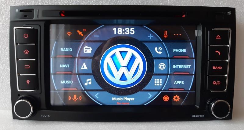 Android 10 Touareg, Multivan, Caravelle