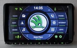 Android 10 Škoda...