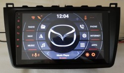 Android 10 Mazda 6